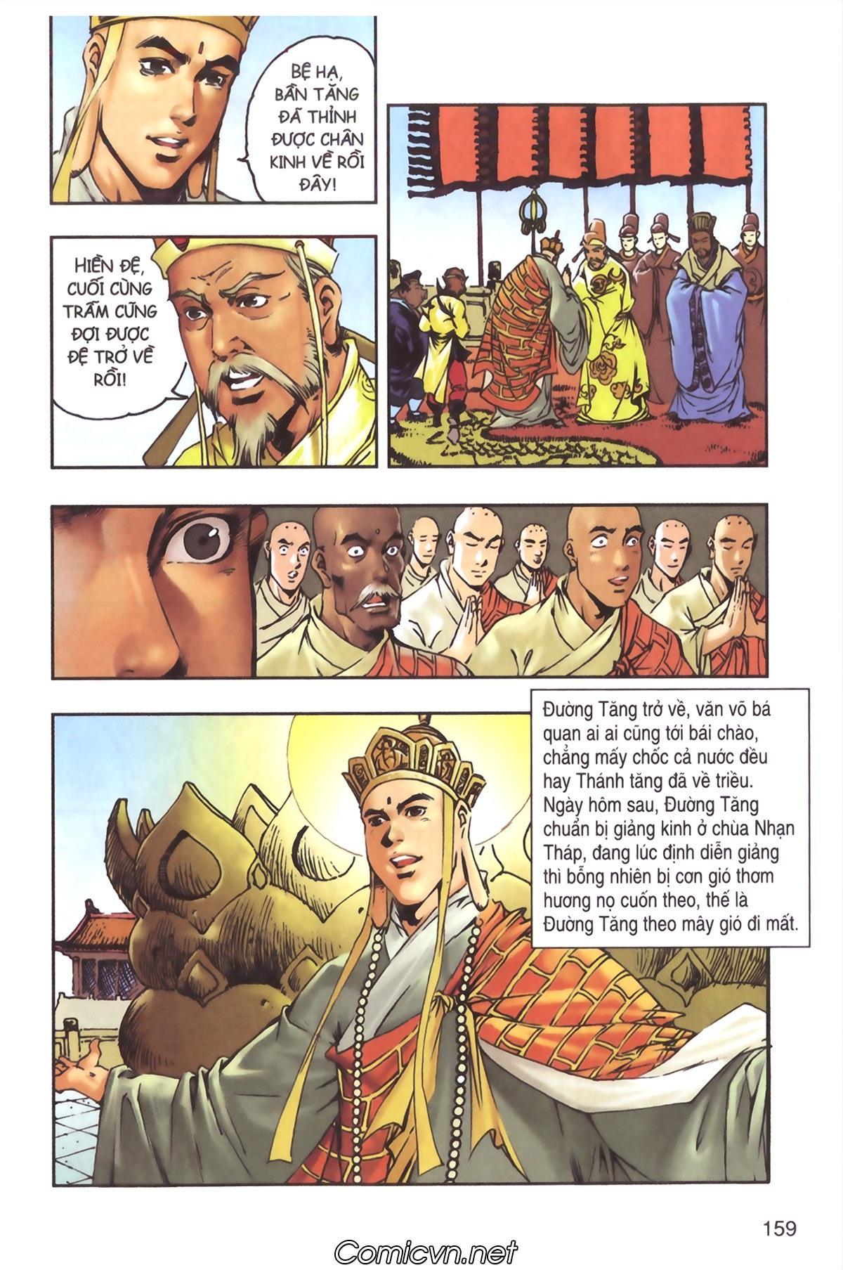 Tây Du Ký màu - Chapter 134 - Pic 35