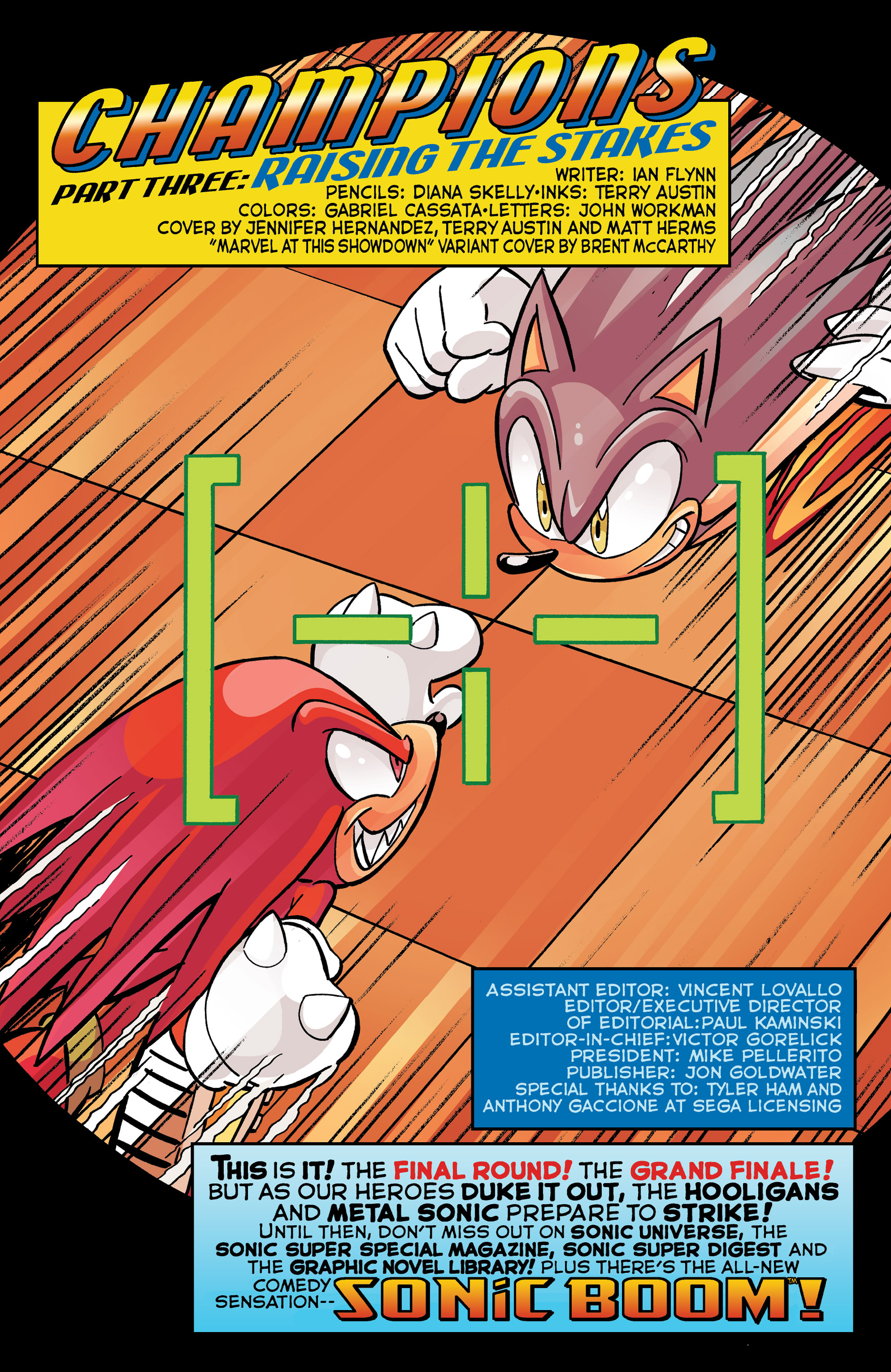 Read online Sonic The Hedgehog comic -  Issue #270 - 22