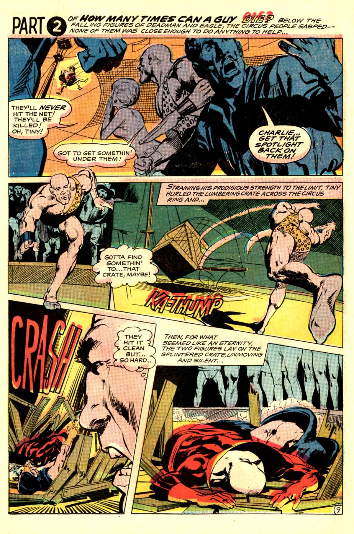 Strange Adventures (1950) issue 208 - Page 15