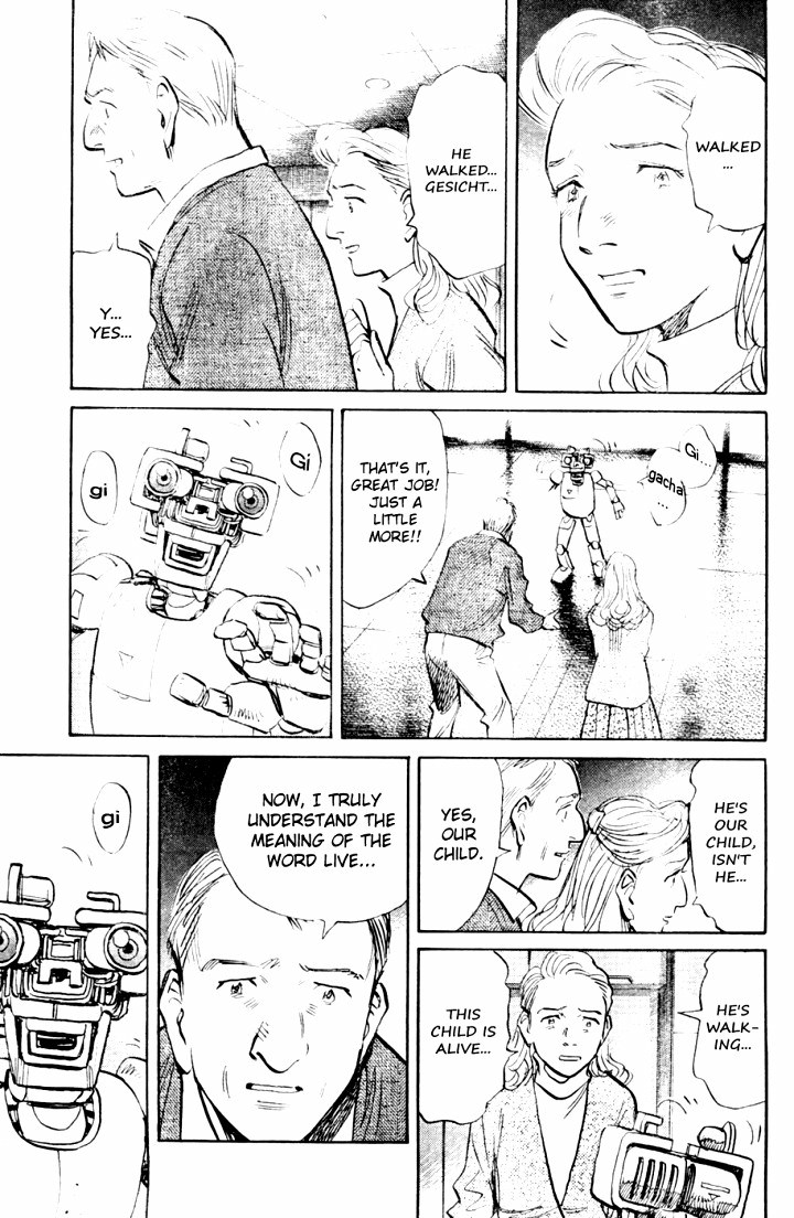 Page 10, Act 65: World's Strongest Robot from Naoki Urasawa's Pluto Volume 8