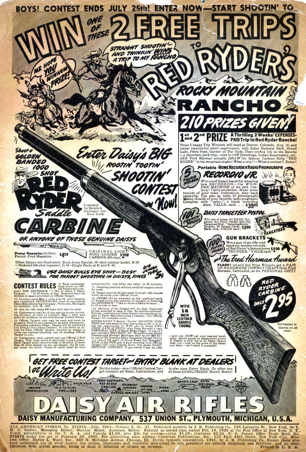 Read online All-American Comics (1939) comic -  Issue #28 - 2
