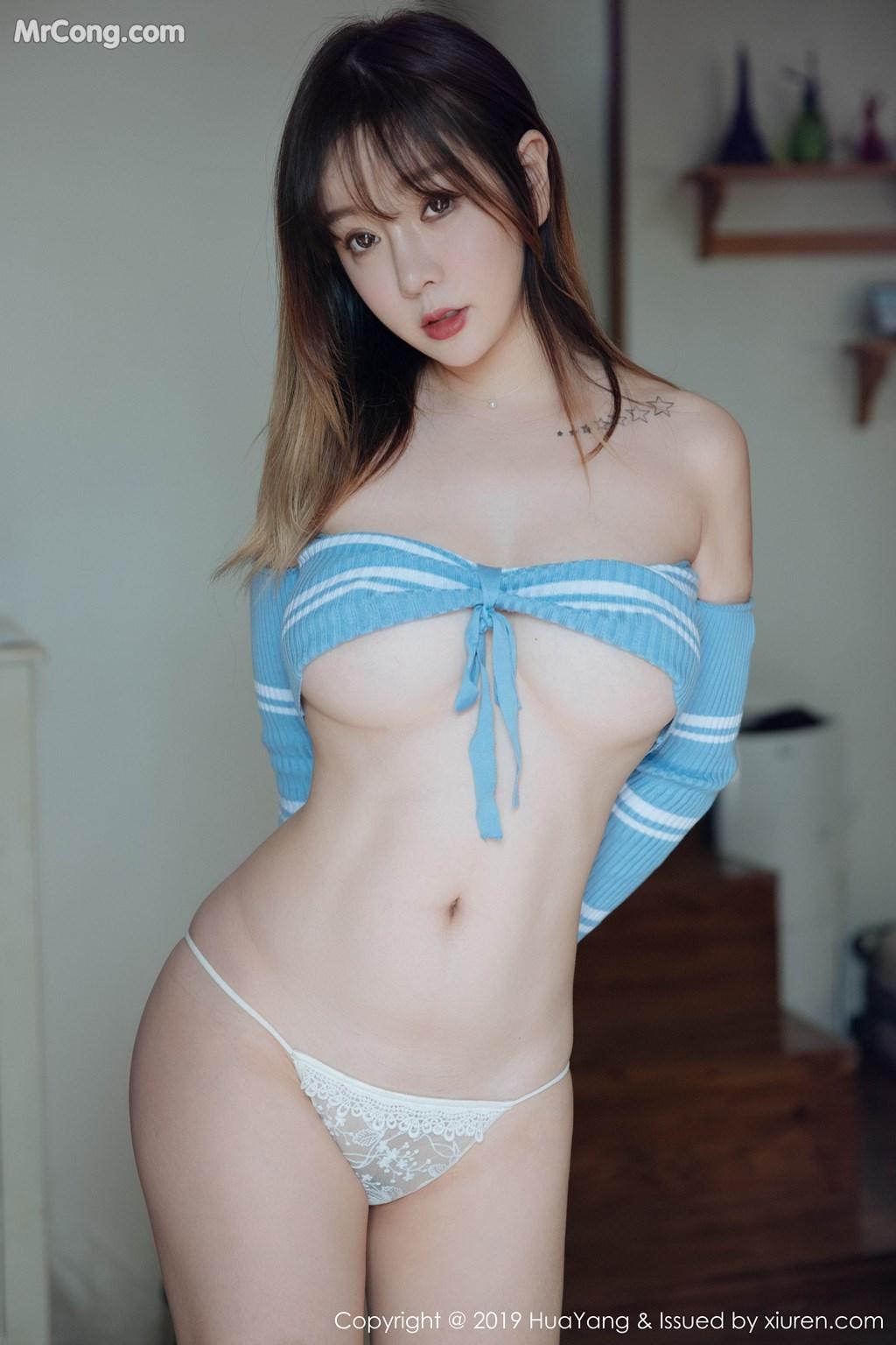 Image HuaYang-2019-03-21-Vol.124-Wang-Yu-Chun-MrCong.com-034 in post HuaYang 2019-03-21 Vol.124: Wang Yu Chun (王雨纯) (44 ảnh)