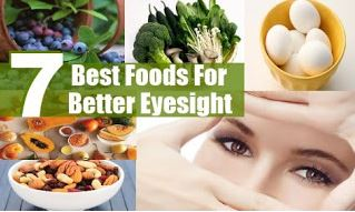 Which food is best for improving our eyesight .Week eyesight improve in a Few Days must read 2020