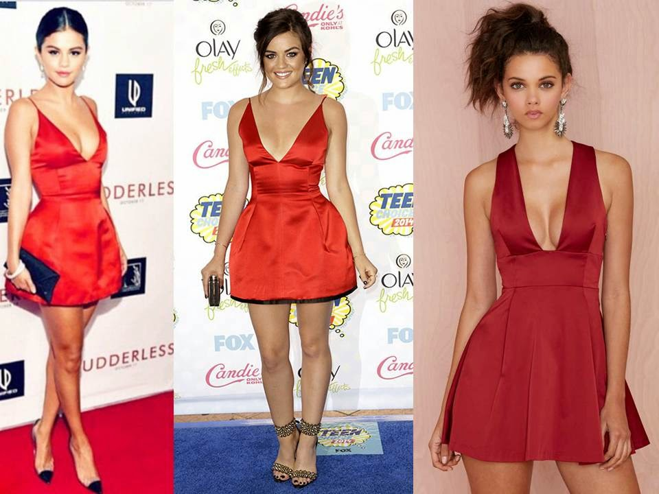 3e817913074 THE LITTLE RED DRESS    DIOR VS NASTY GAL - The NEON Factor