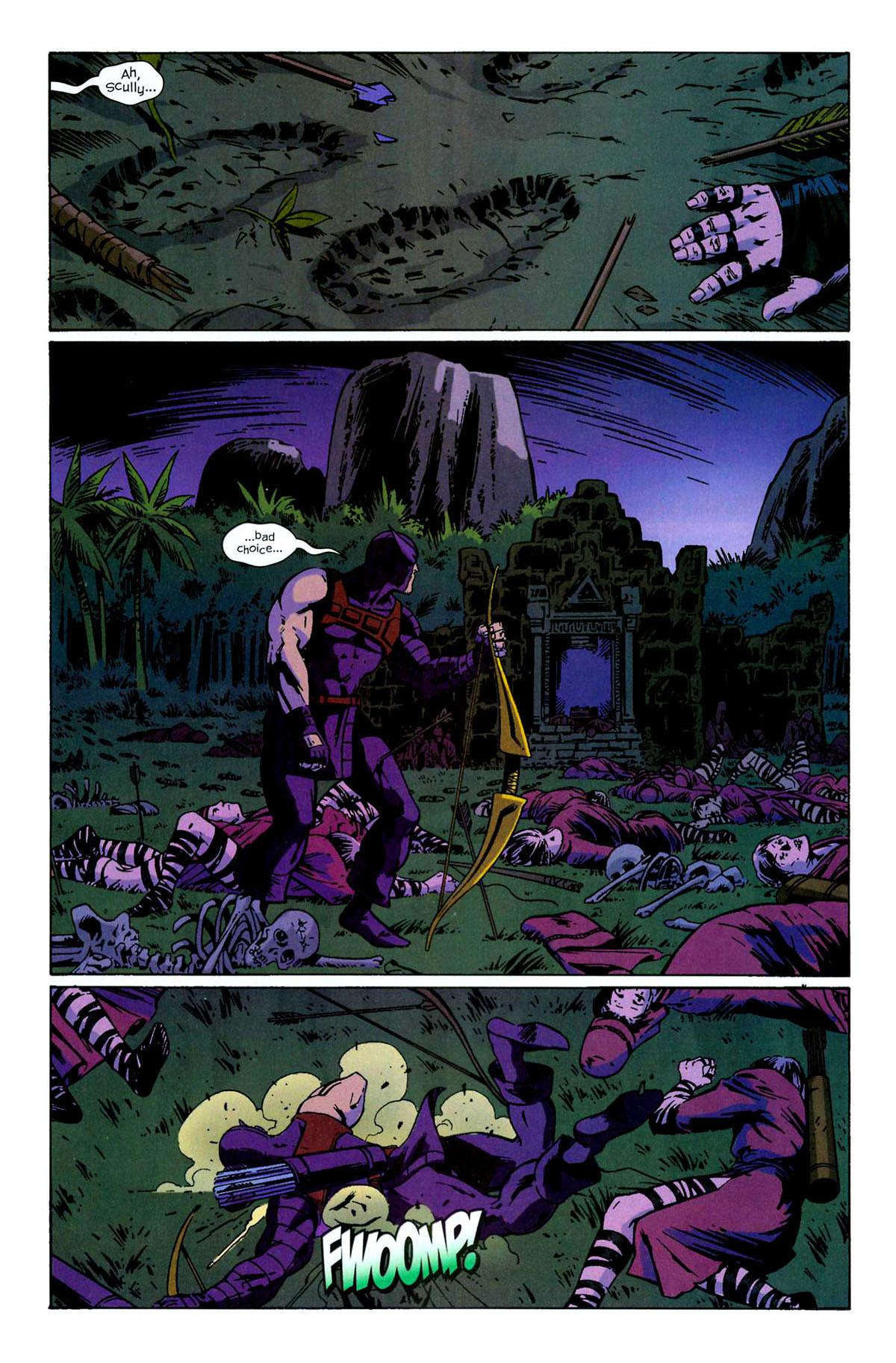 Hawkeye (2003) Issue #6 #6 - English 15