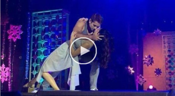OMG! Kim Chiu and Gerald Anderson's number in ABS-CBN trade event is effin hot