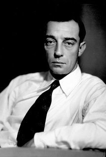 Buster Keaton. Director of The General