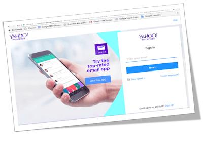 Yahoomail Signature Auto Response