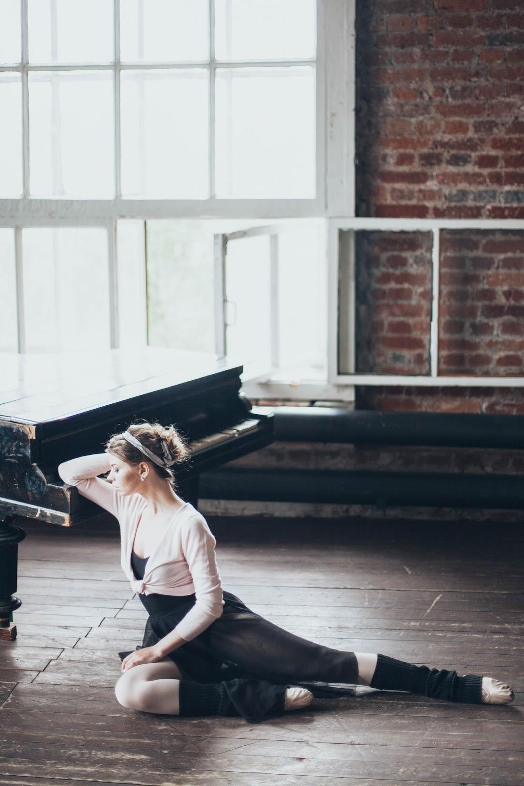 Фотосессия балерина dance ballet inspiration