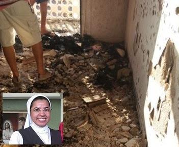 Suicídio passa ser a principal linha de investigação sobre freira carbonizada em Educandário de Caicó