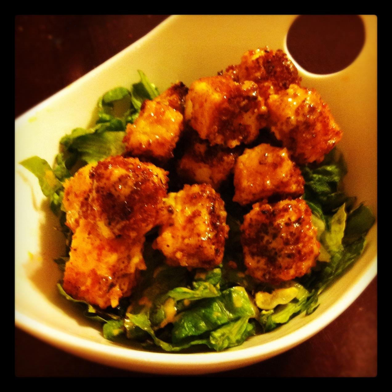 Simply Purely Delicious Bang Bang Tofu