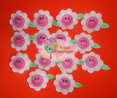 flor-feltro-chaveiro-jardim-encantado-lembrancinha-brinde-anivesário-menina