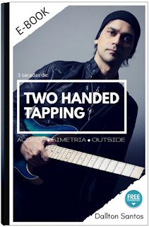 tapping na guitarra, guitar tapping, aula de tapping na guitarra, ibanez prestige, curso de tapping, curso de guitarra online, técnicas de guitarra