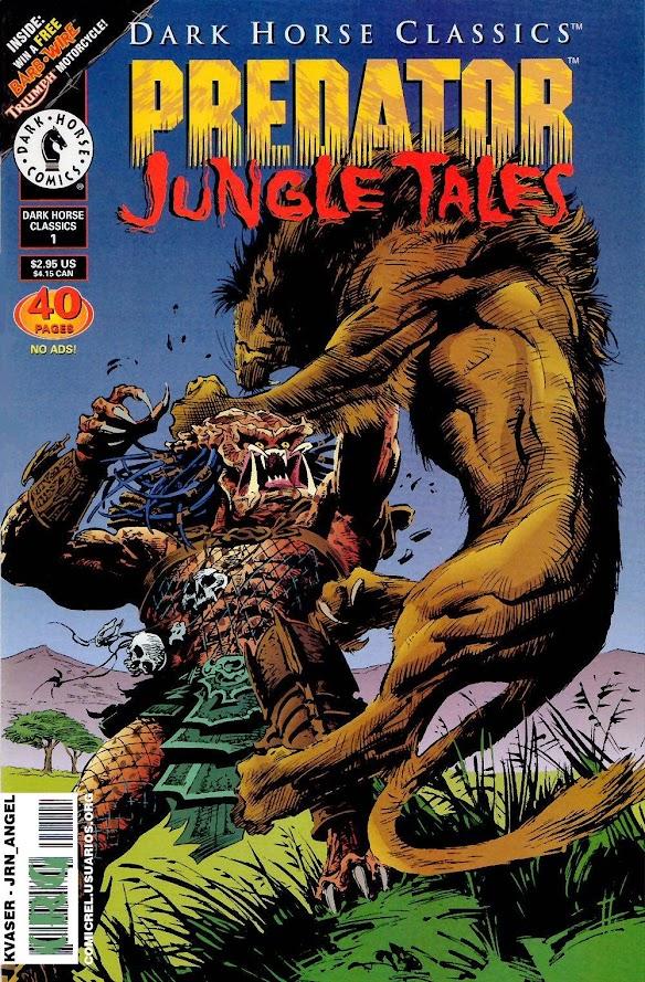 1995 - JUNGLE TALES