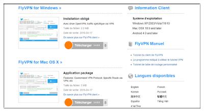 Meilleur VPN pour Windows et Mac OS
