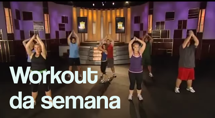 Workout da Semana: Biggest Loser Cardio