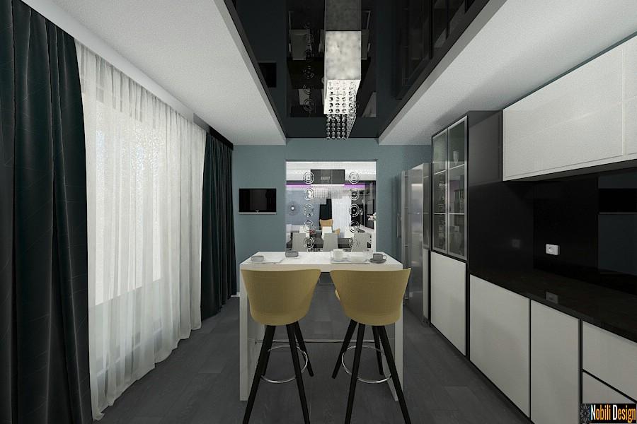 O casa cu 5 camere amenajata in stil modern de lux | Amenajari interioare - Bucuresti.