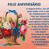 Feliz Aniversário Mensagem de Feliz Aniversário para Amiga.