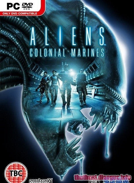 Download Game Aliens Colonial Marines FLT Full crack Fshare