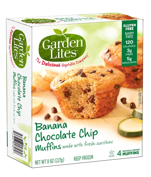 Reviews giveaways and memes jumpin beans - Garden lites blueberry oat muffins ...