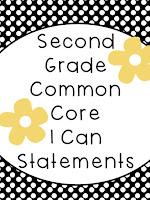 https://www.teacherspayteachers.com/Product/2nd-Grade-I-Can-Statements-1988983
