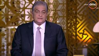 برنامج مساء dmc مع أسامة كمال حلقة الجمعة 11-8-2017 - حادثة قطاري الاسكندرية