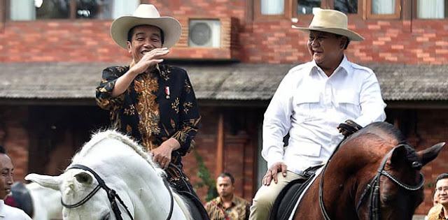 Prabowo yang Berlatar Belakang Militer, Kenapa Jokowi yang Lebih Galak