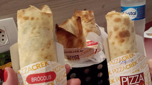 Pizza Crek - amo de paixão!