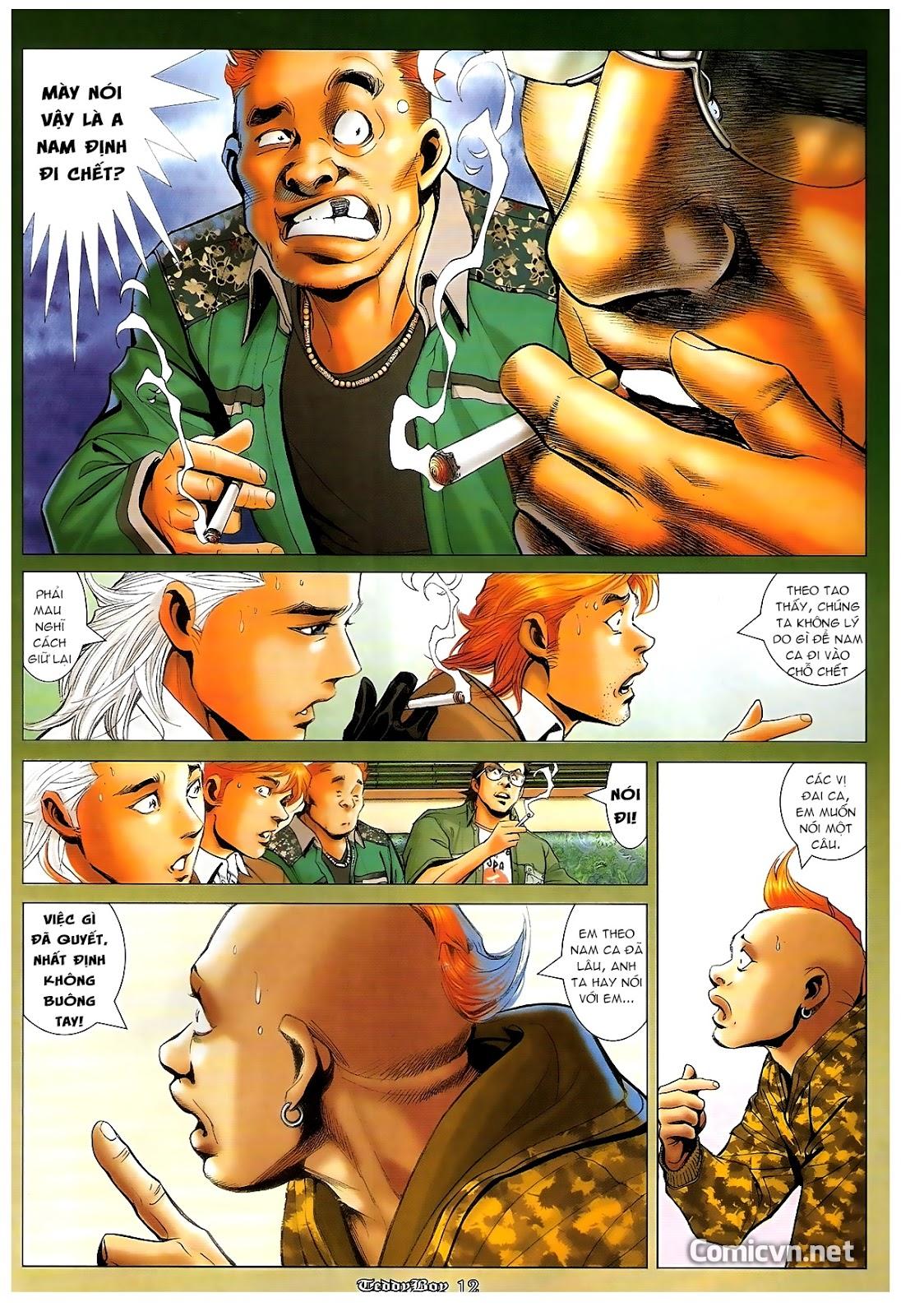 Người Trong Giang Hồ - Chapter 1216: Tráng Sĩ - Pic 9