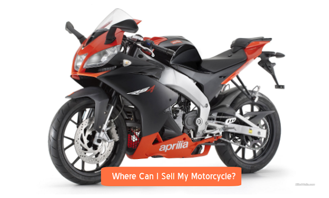 Where Can I Sell My Motorcycle Easily?