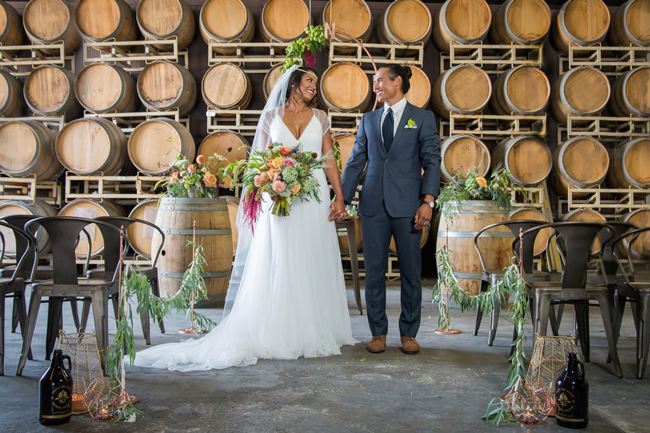 Inspiration Thursdays Brewery Wedding In San Diego