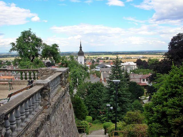 czeskie miejsca, zdjęcia z góry, zieleń, przyroda