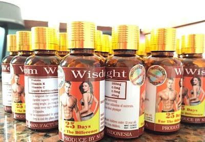 Viên uống tăng cân Wisdom Weight hỗ trợ tăng cân
