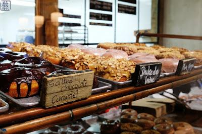 Le Chameau Bleu - Blog Voyage NewYork - Notre sélection de magasin de donuts à New York