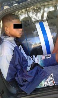 ROMO de Santo André em 'Operação Saturação' apreende menores por tráfico no Cata Preta