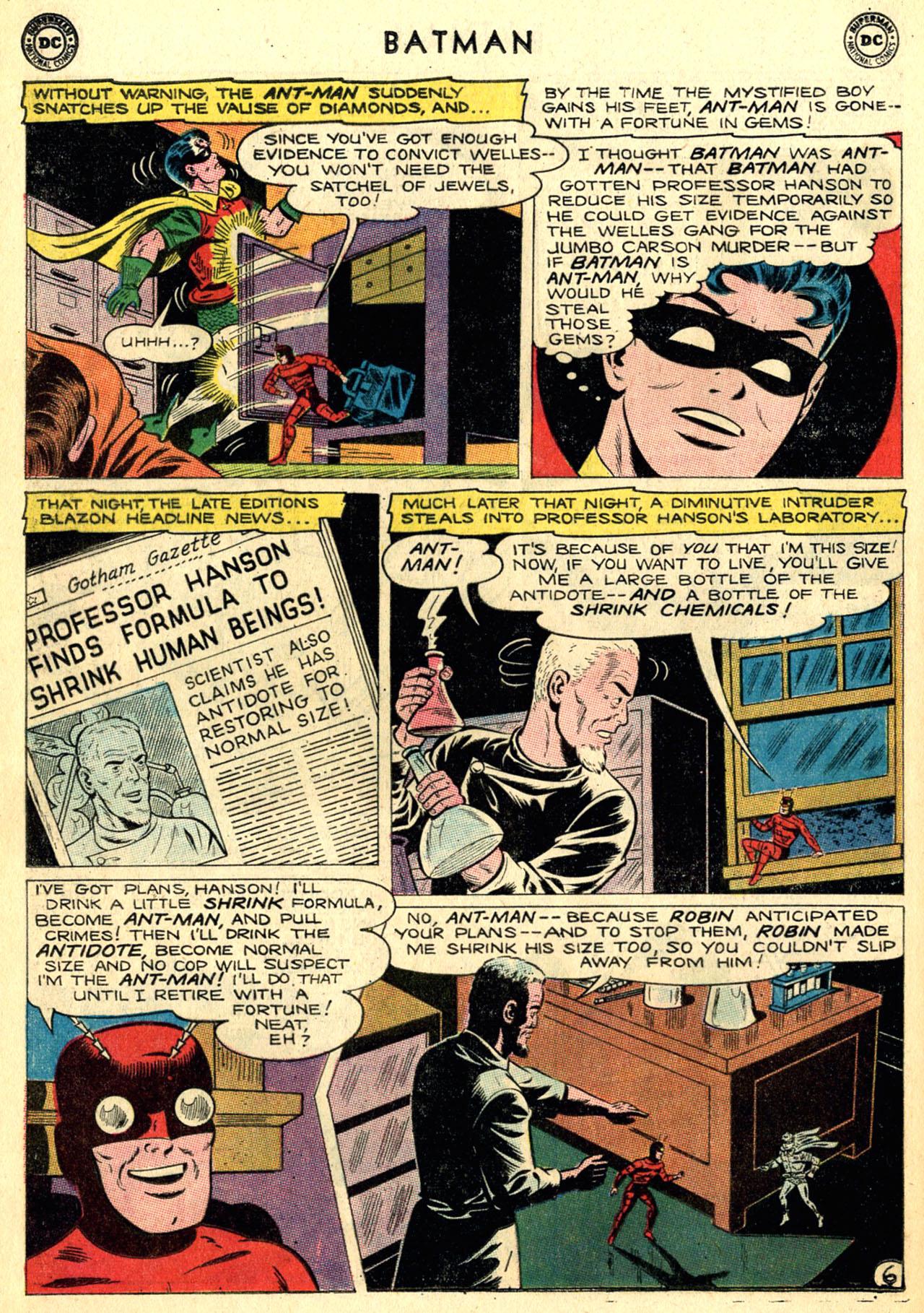 Read online Batman: The Black Casebook comic -  Issue # TPB - 154
