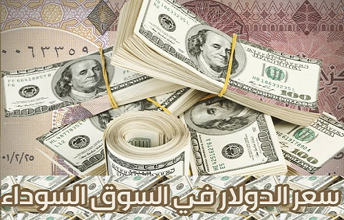 الـ 13 جنية سعر الدولار فى السوق السوداء اليوم الخميس 29-9-2016 مقابل الجنية المصري