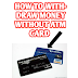 HOW TO WITHDRAWAL  MONEY WITHOUT ATM CARD?