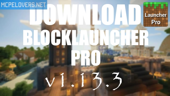 Download BlockLauncher Pro v1.13.3