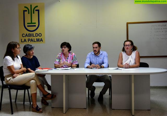El Cabildo ofrecerá mejores prestaciones y servicios a las personas con dependencia