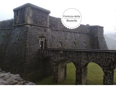 Fortezza della Brunella ad Aulla