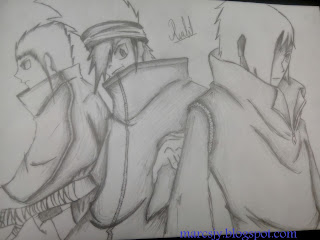 Anime Picture(Creativity) | APU APIIT Life Marc Soon