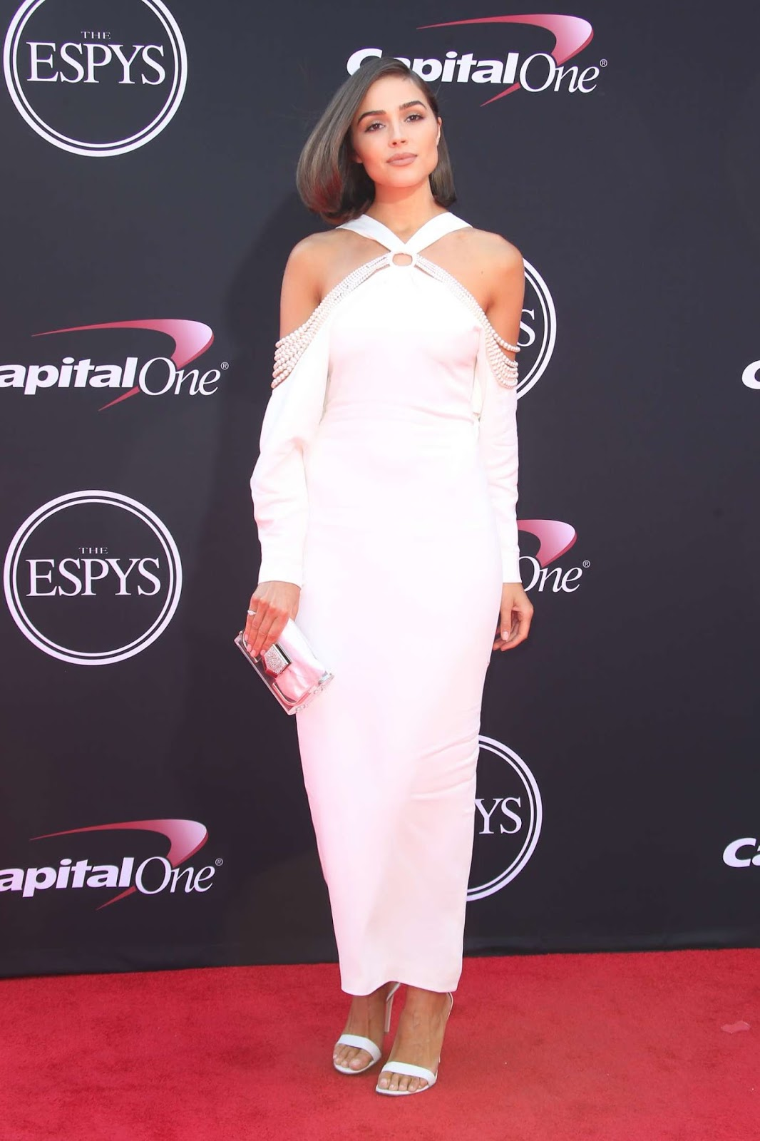 Olivia Culpo – 2017 ESPY Awards in Los Angeles