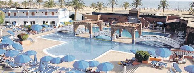 اغادير والفنادق الفخمة والكثيرة اليكم اهم الفنادق