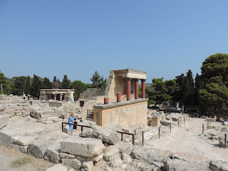 palace of knossos crete highlights tour excursion