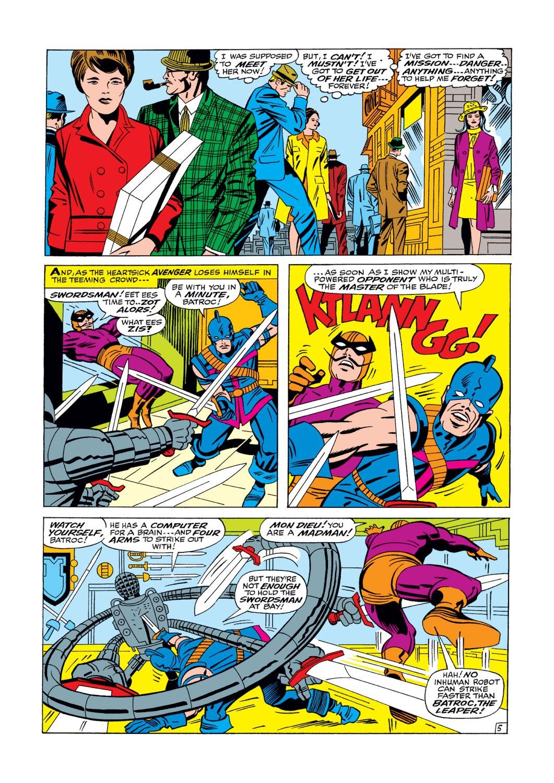 Read online Captain America (1968) comic -  Issue #105 - 6