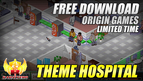 Theme Hospital, Free Download, Origin Store