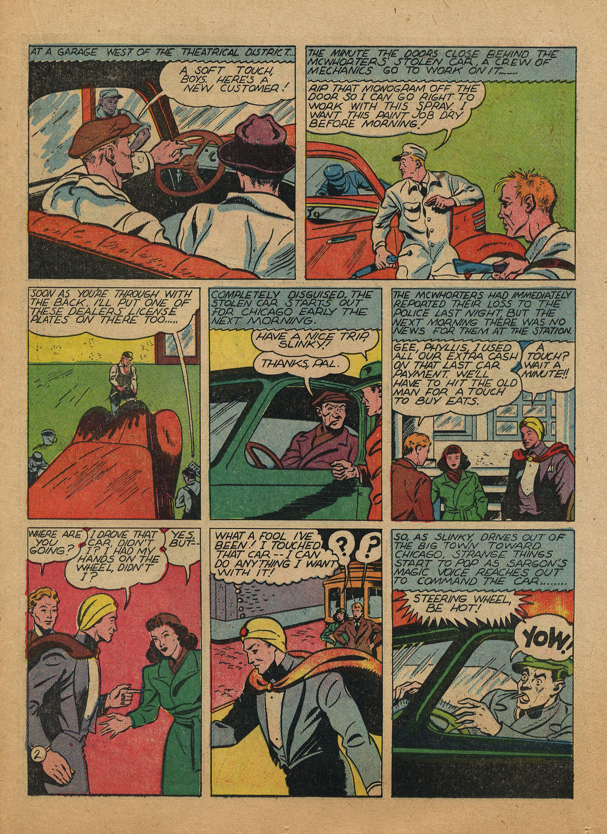 Read online All-American Comics (1939) comic -  Issue #31 - 41