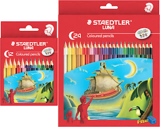 Staedtler Luna coloured