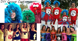 halloween costume costumes idea group groups